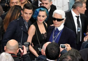 Katy Perry Linked to Male Model